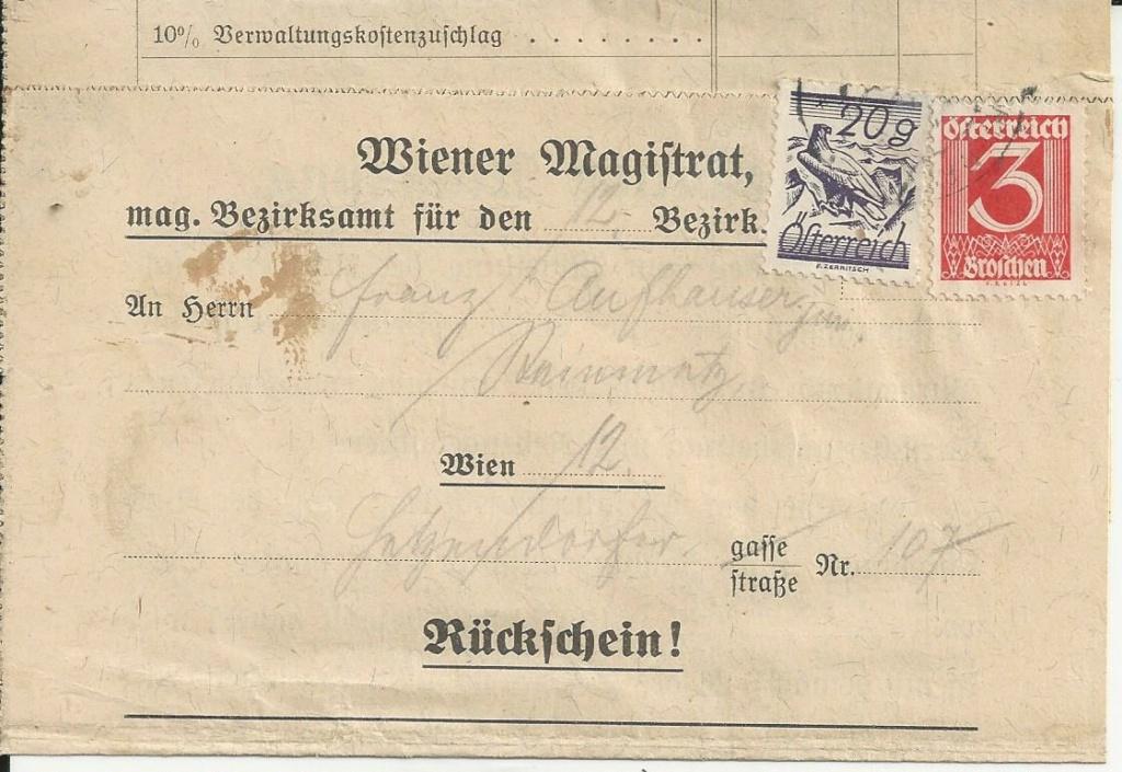 Österreich 1925 - 1938 - Seite 18 Bild298