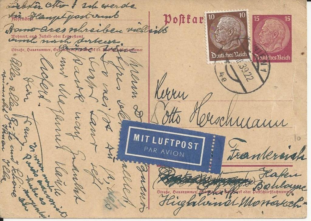 Österreich im III. Reich (Ostmark) Belege - Seite 14 Bild33