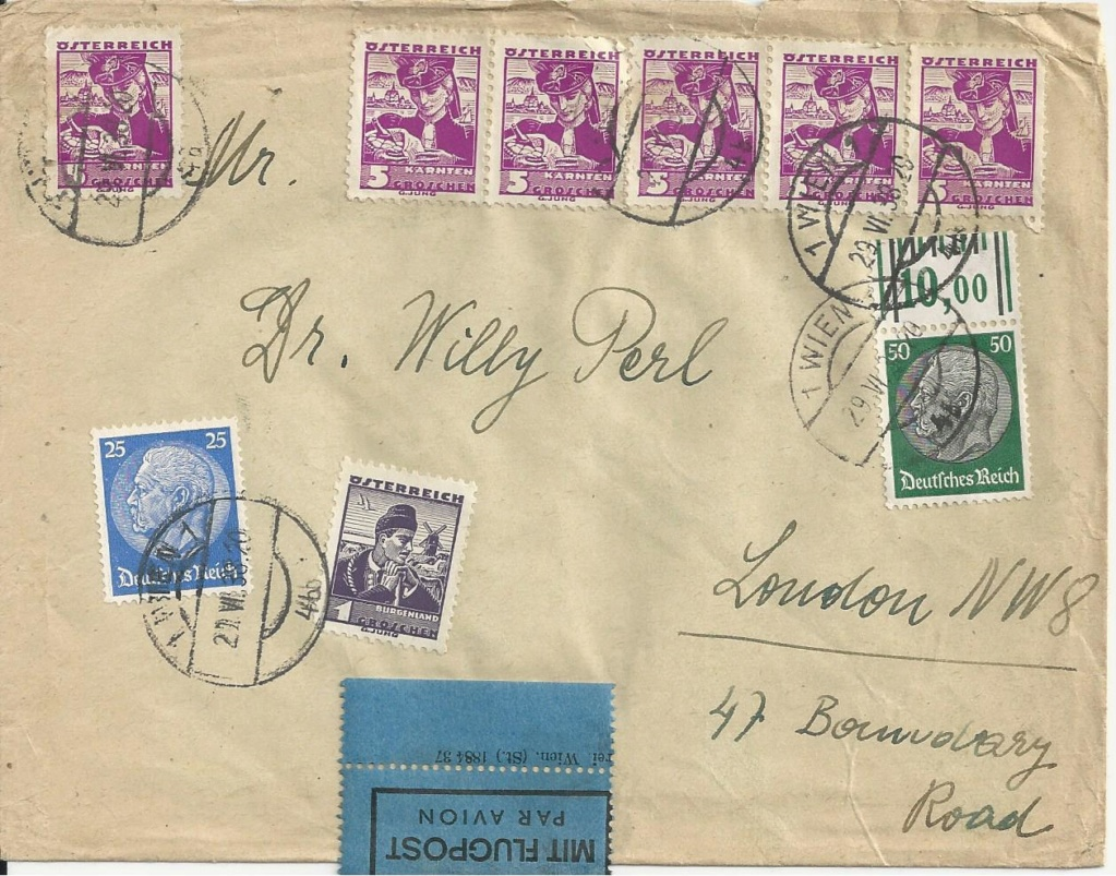 Österreich im III. Reich (Ostmark) Belege - Seite 14 Bild38