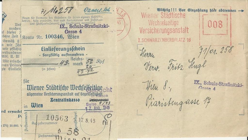 Österreichische Absenderfreistempel  Bild40