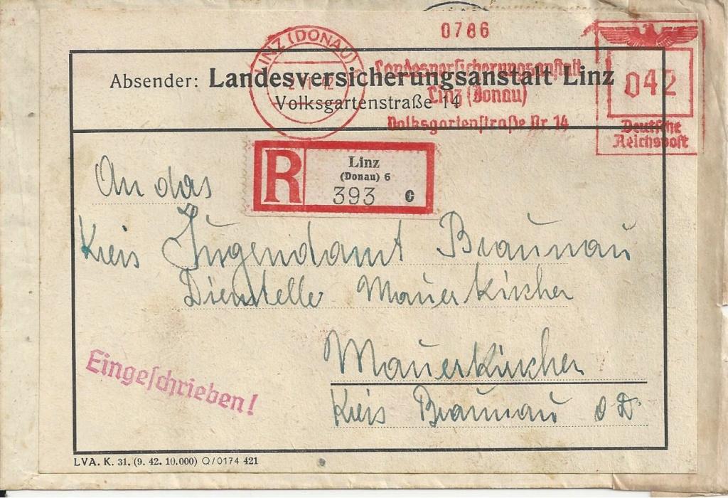 Österreichische Absenderfreistempel  Bild41