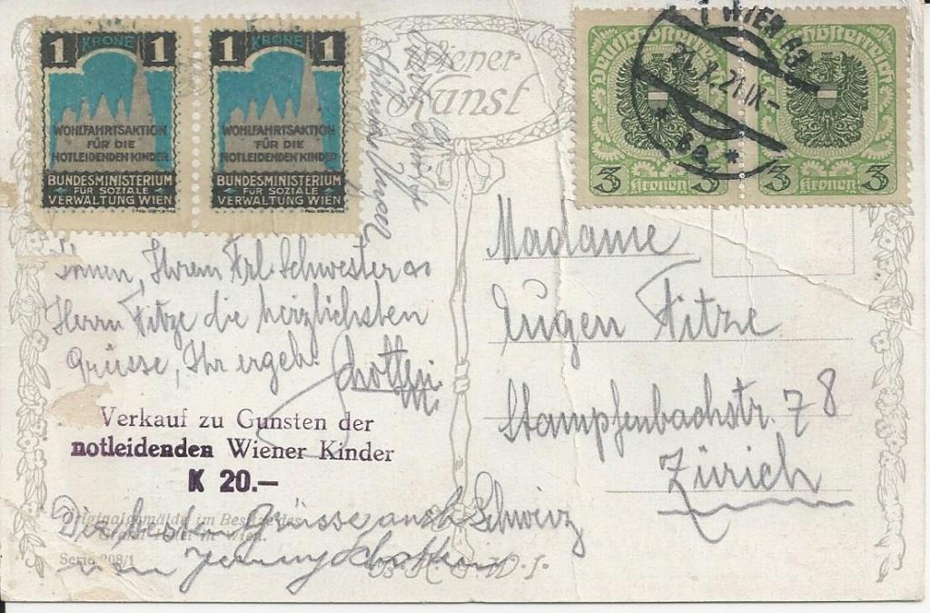 Inflation in Österreich - Belege - 1918 bis 1925 - Seite 18 Bild42