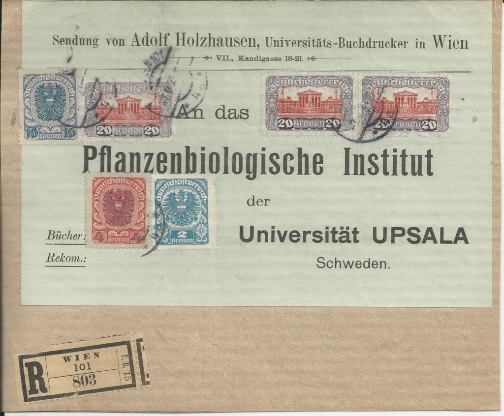 Inflation in Österreich - Belege - 1918 bis 1925 - Seite 19 Bild49