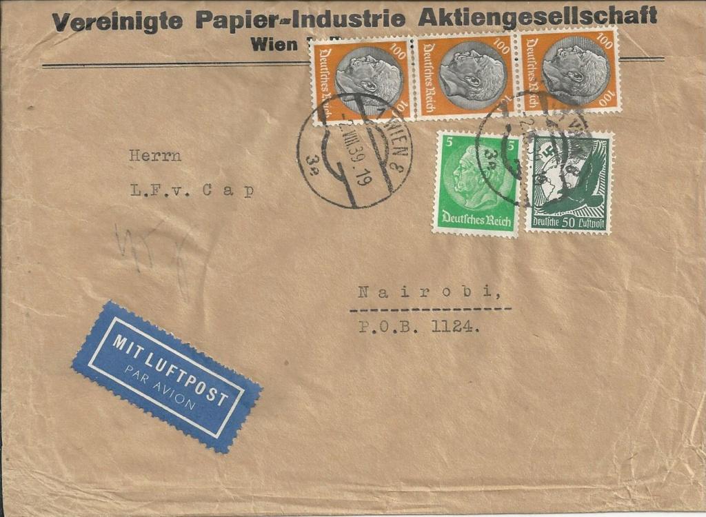 Österreich im III. Reich (Ostmark) Belege - Seite 14 Bild52
