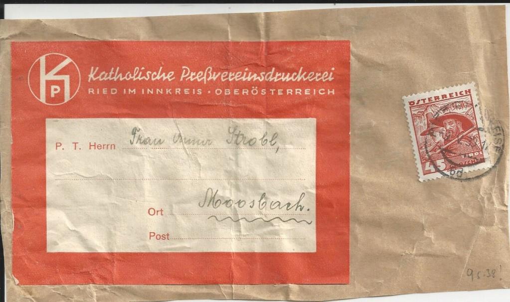 Österreich im III. Reich (Ostmark) Belege - Seite 14 Bild55