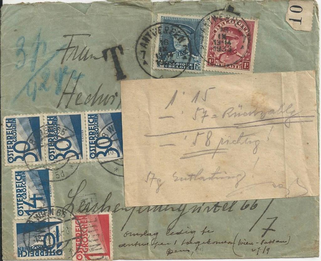 Österreich 1925 - 1938 - Seite 12 Bild73