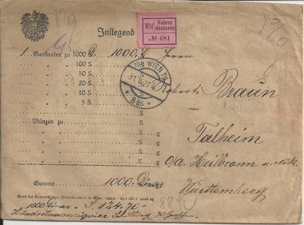 Österreich 1925 - 1938 - Seite 12 Bild80