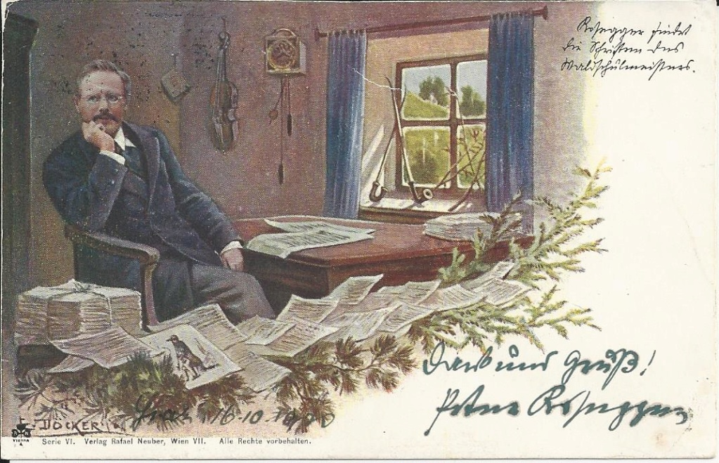 Briefe oder Karten von/an berühmte oder bekannte Personen - Seite 2 Bild83