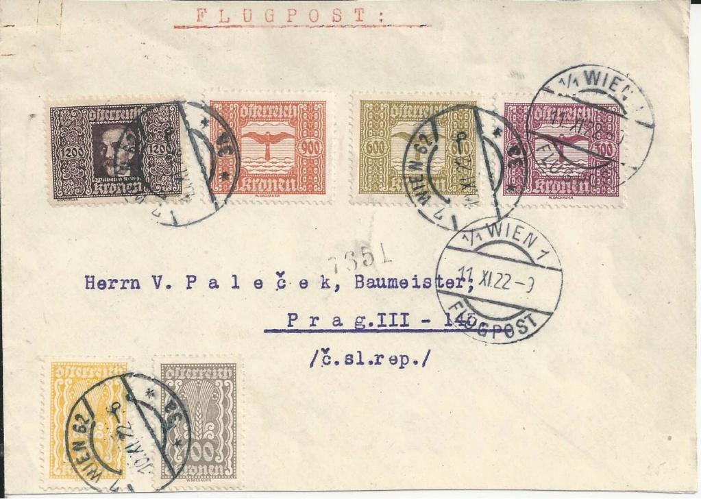Inflation in Österreich - Belege - 1918 bis 1925 - Seite 20 Bild87
