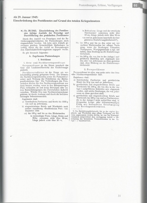 Österreich im III. Reich (Ostmark) Belege - Seite 15 Bild88
