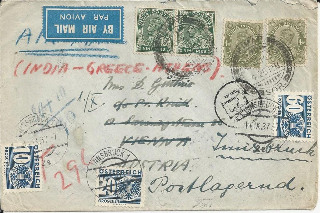 Flugpost nach Österreich - Seite 3 Bild93