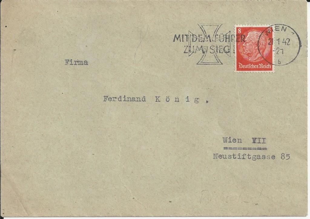 Werbung von Geldinstituten auf Briefen Bild_103