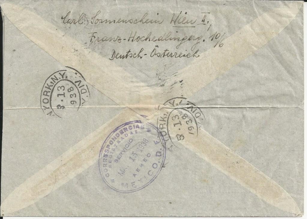 Österreich im III. Reich (Ostmark) Belege - Seite 16 Bild_105