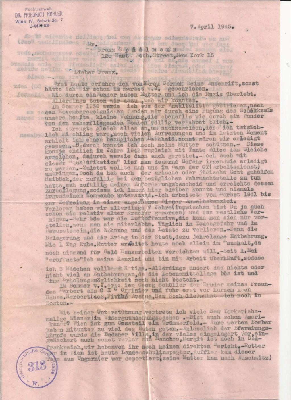 Sammlung Bedarfsbriefe Österreich ab 1945 - Seite 13 Bild_109