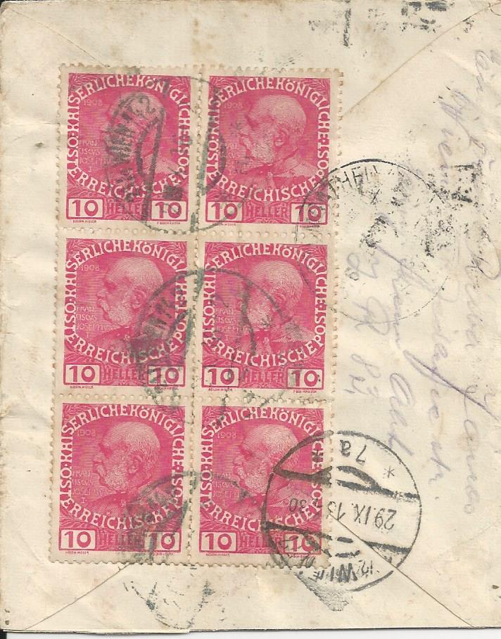 Die Freimarkenausgabe 1908 Bild_146