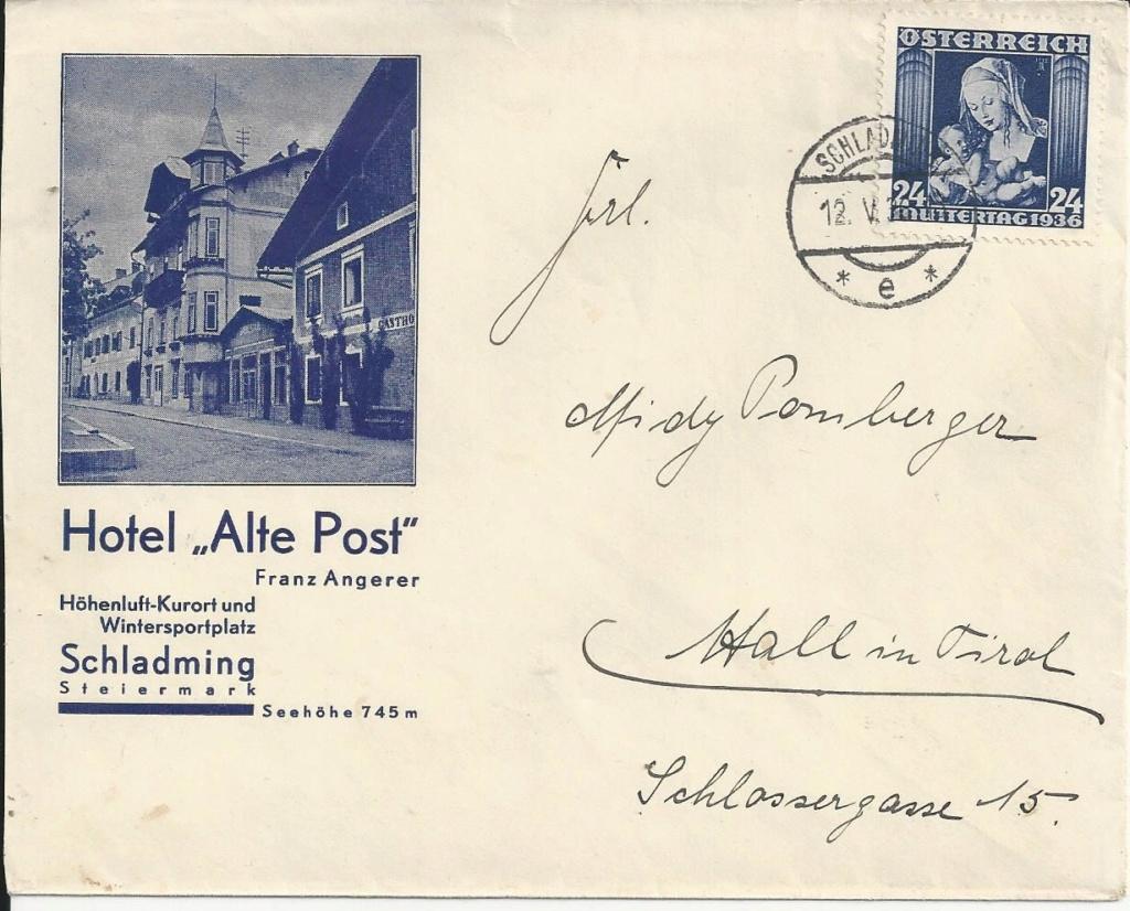 Werbeumschläge und -karten aus Österreich - Seite 7 Bild_151