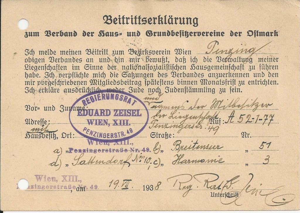 Österreich im III. Reich (Ostmark) Belege - Seite 18 Bild_205