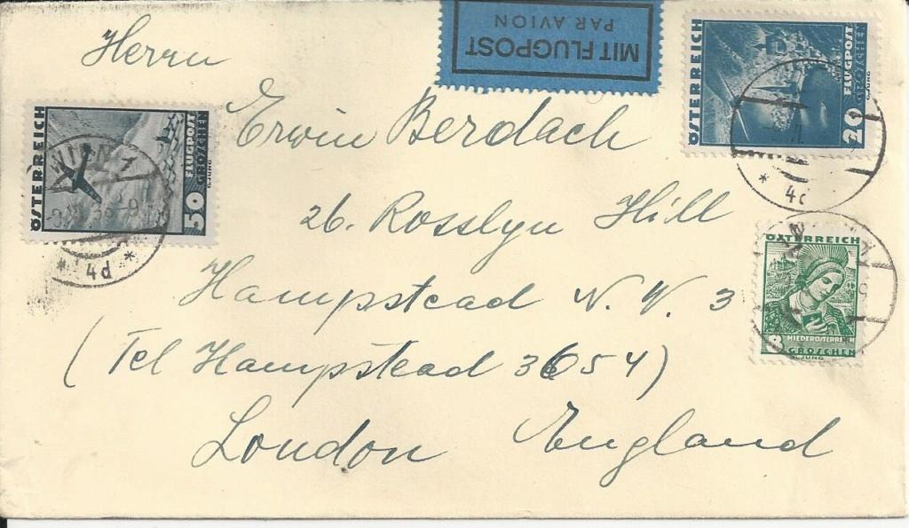 Österreich im III. Reich (Ostmark) Belege - Seite 19 Bild_207