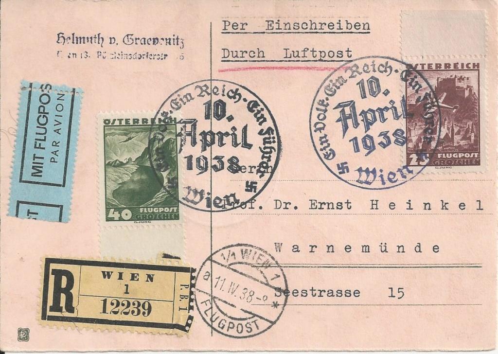 Österreich im III. Reich (Ostmark) Belege - Seite 14 Bild_215