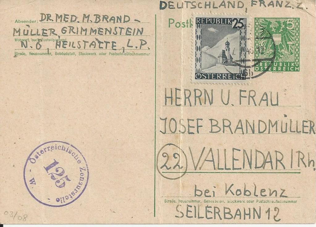 Sammlung Bedarfsbriefe Österreich ab 1945 - Seite 11 Bild_229