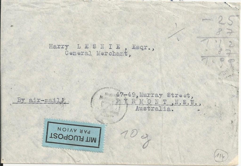 Österreich im III. Reich (Ostmark) Belege - Seite 15 Bild_256