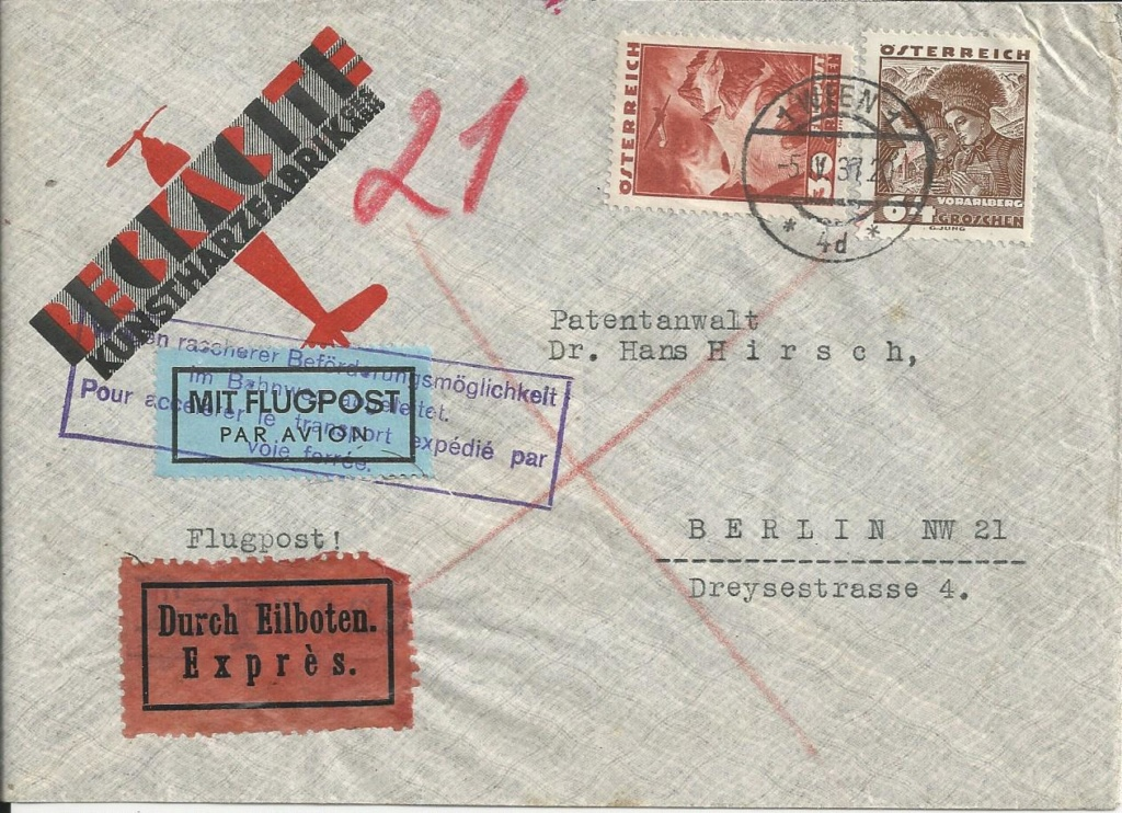 Österreich 1925 - 1938 - Seite 12 Bild_261