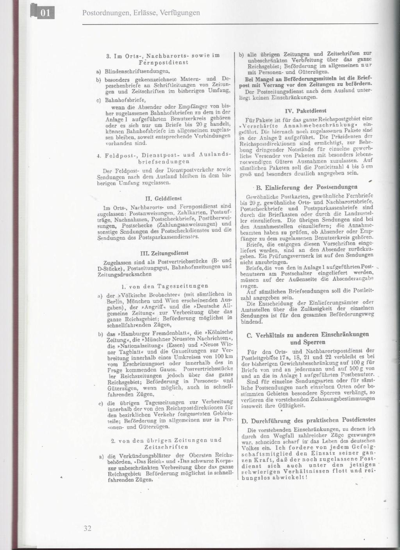 Österreich im III. Reich (Ostmark) Belege - Seite 15 Bild_268
