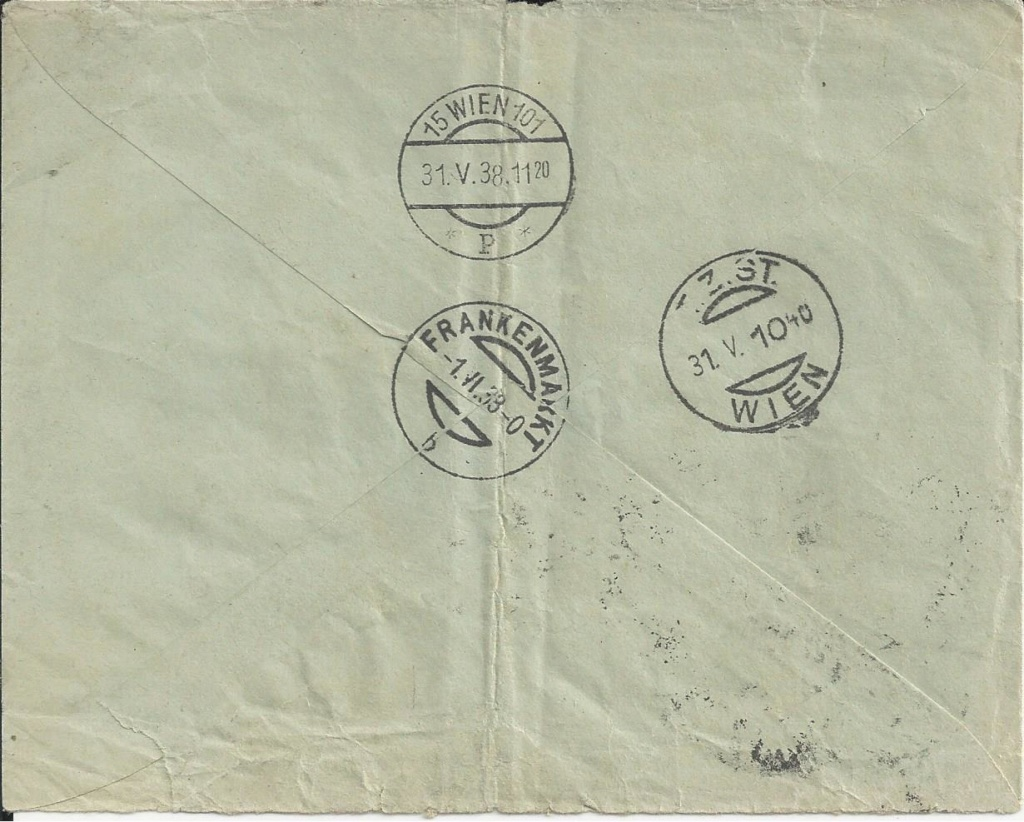 Österreich im III. Reich (Ostmark) Belege - Seite 15 Bild_270
