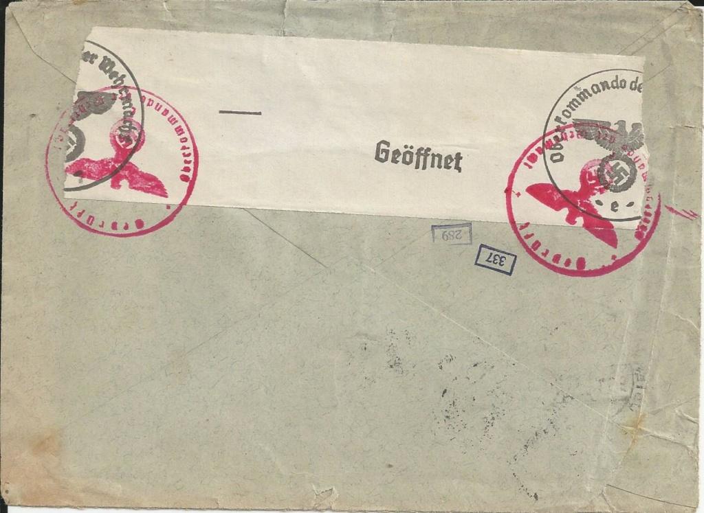 Österreich im III. Reich (Ostmark) Belege - Seite 16 Bild_298
