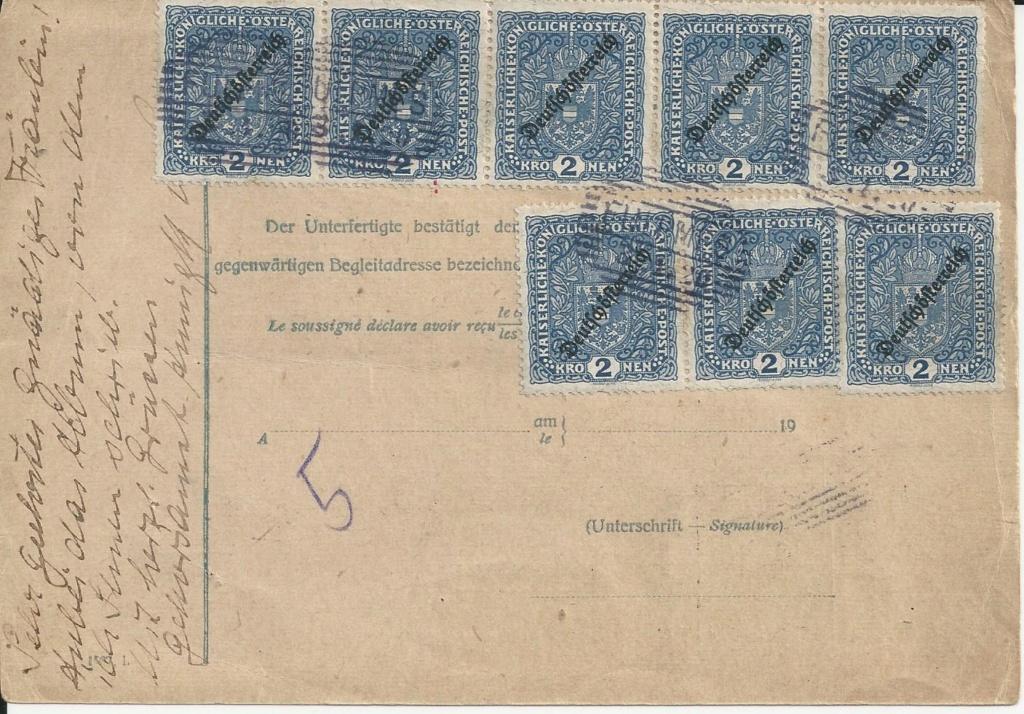 Inflation in Österreich - Belege - 1918 bis 1925 - Seite 23 Bild_307