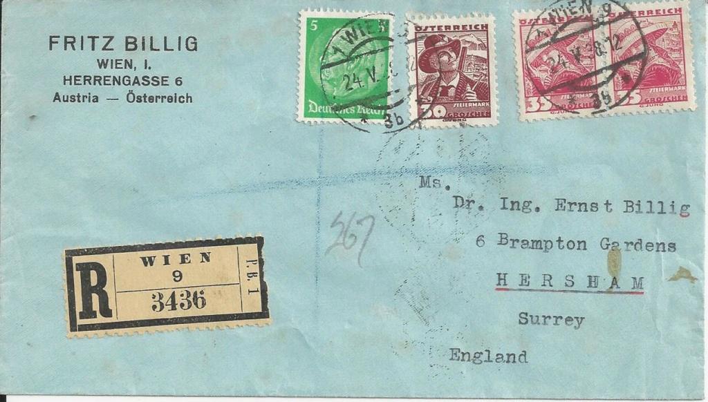 Briefe oder Karten von/an berühmte oder bekannte Personen - Seite 2 Bild_308