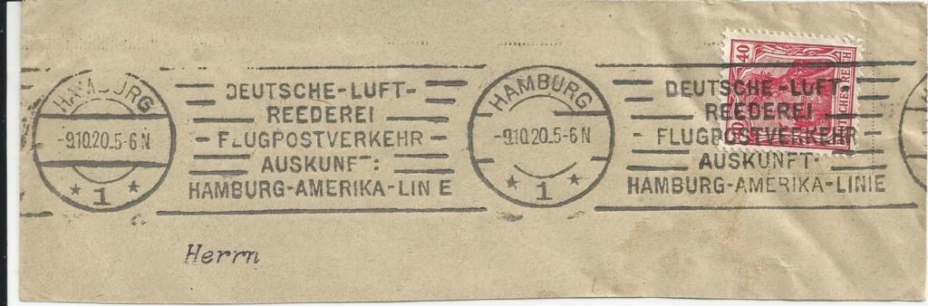 Germania-Frankaturen Bild_314