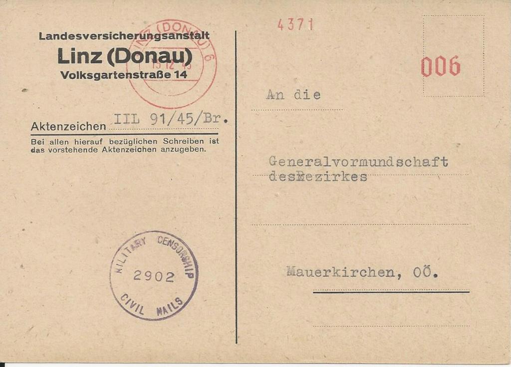 Österreichische Absenderfreistempel  Bild_326