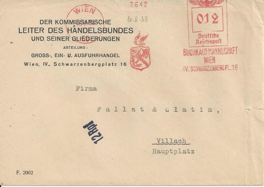 Österreichische Absenderfreistempel  Bild_327