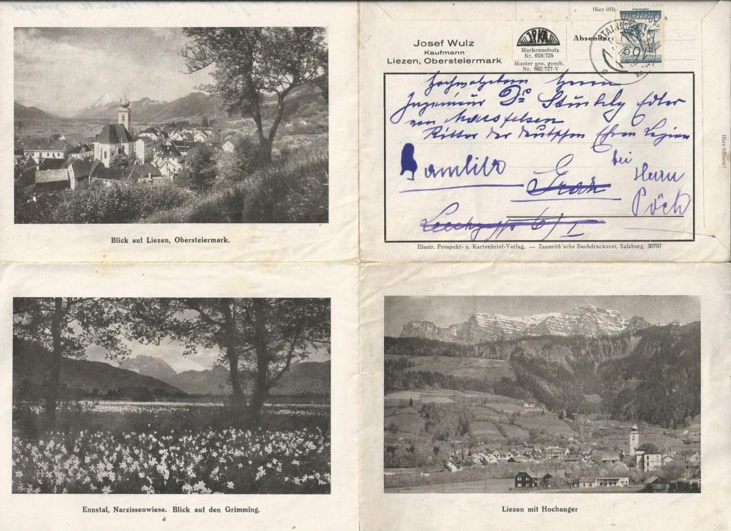 Werbeumschläge und -karten aus Österreich - Seite 6 Bild_335