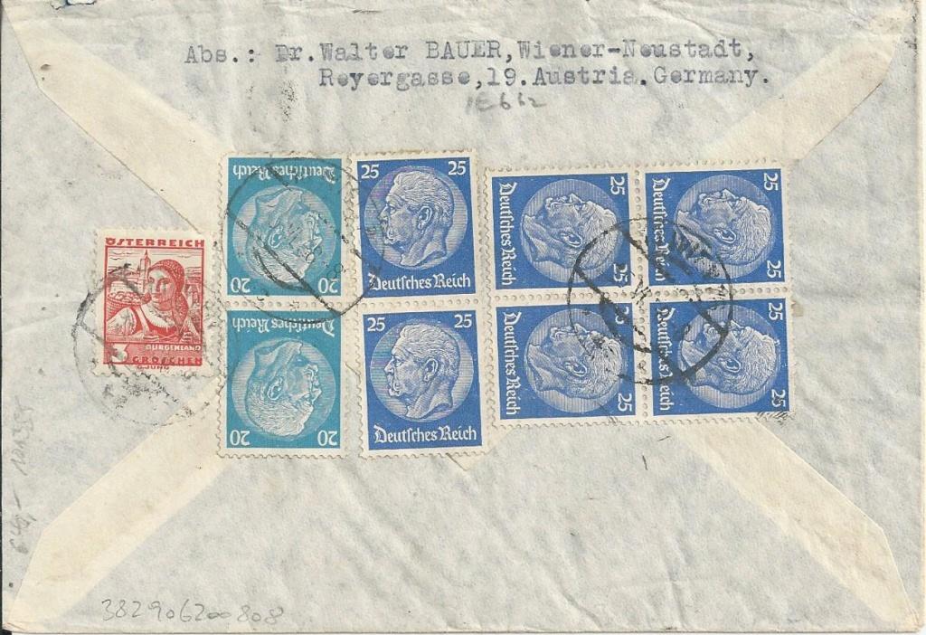Österreich im III. Reich (Ostmark) Belege - Seite 15 Bild_345