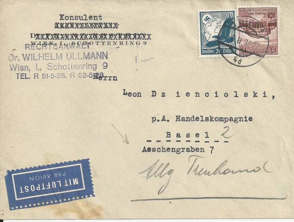 Österreich im III. Reich (Ostmark) Belege - Seite 16 Bild_375