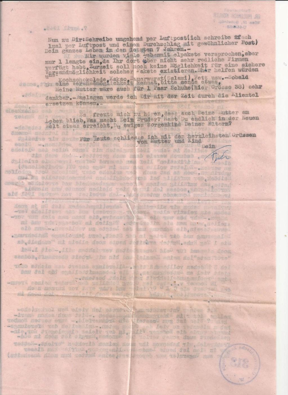 Sammlung Bedarfsbriefe Österreich ab 1945 - Seite 13 Bild_378
