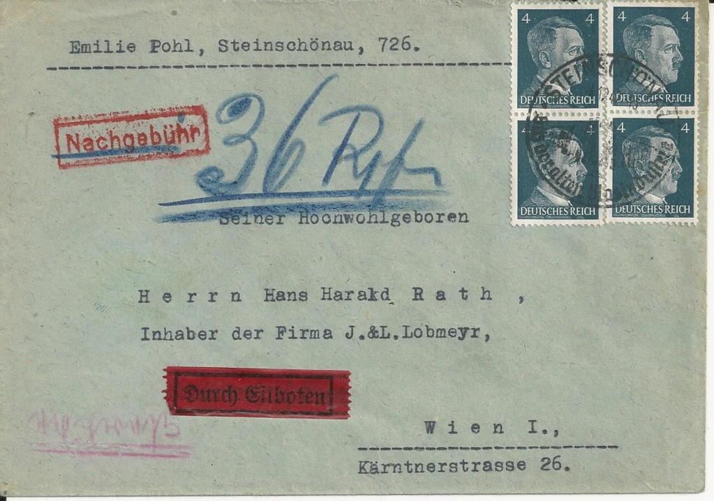 Österreich im III. Reich (Ostmark) Belege - Seite 17 Bild_381