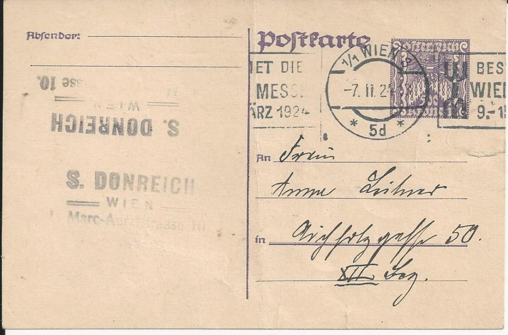 """Postkartenserie """"Quadratischer Wertstempel - Wertziffer im Dreieck"""" 1922-24 - Seite 5 Bild_383"""