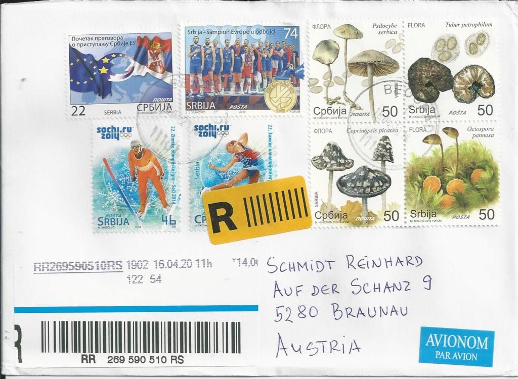 1945 - Sammlung Bedarfsbriefe Österreich ab 1945 - Seite 15 Bild_396