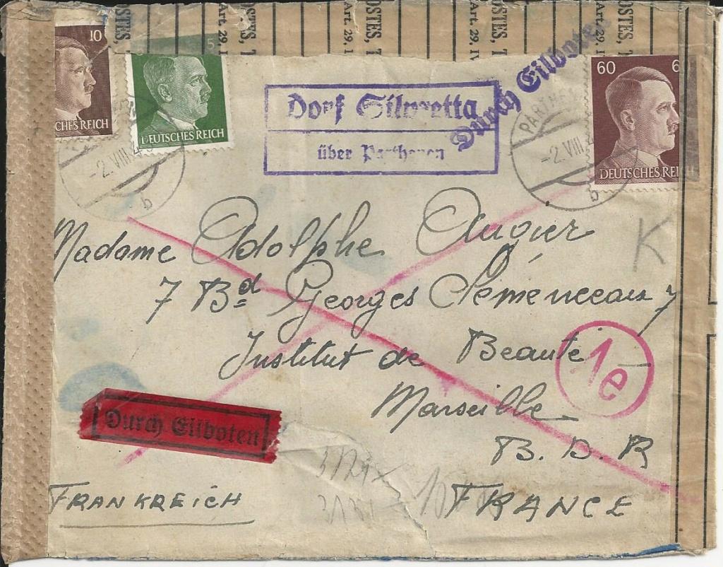 Österreich im III. Reich (Ostmark) Belege - Seite 19 Bild_399