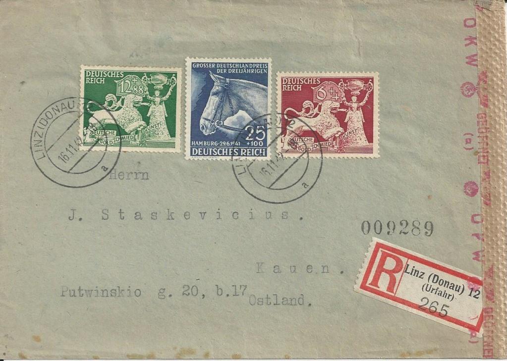 Österreich im III. Reich (Ostmark) Belege - Seite 19 Bild_403