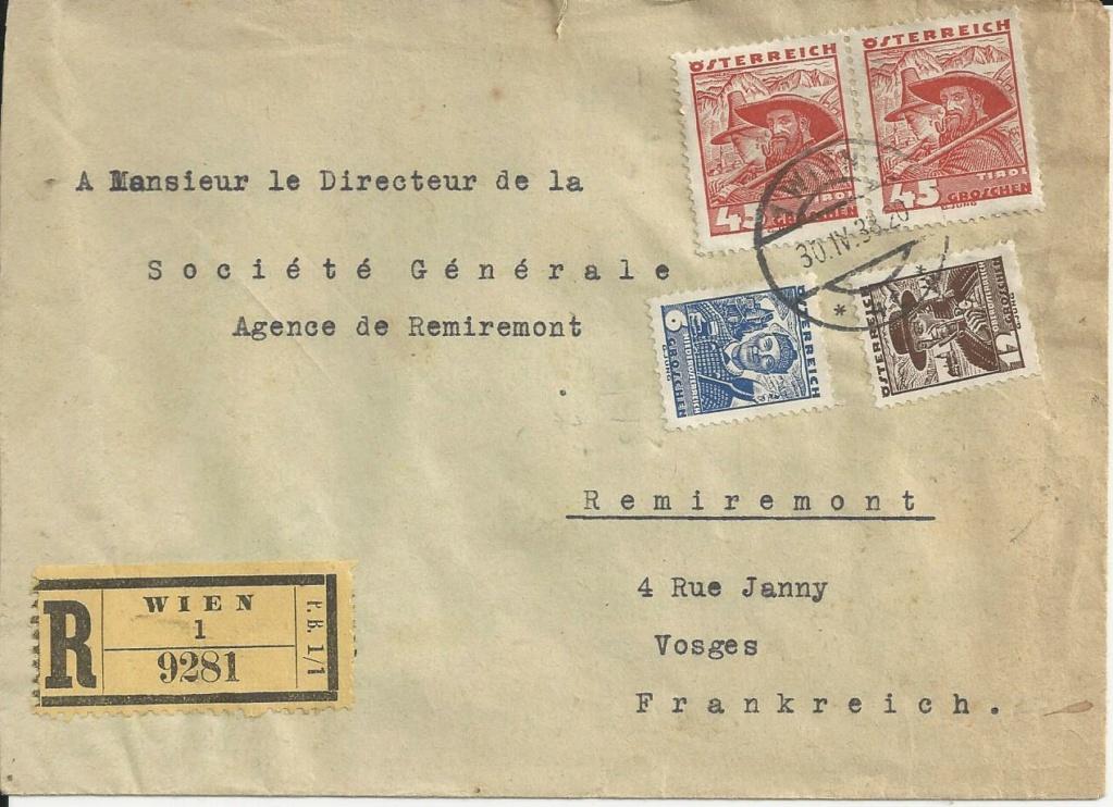 Österreich im III. Reich (Ostmark) Belege - Seite 19 Bild_407