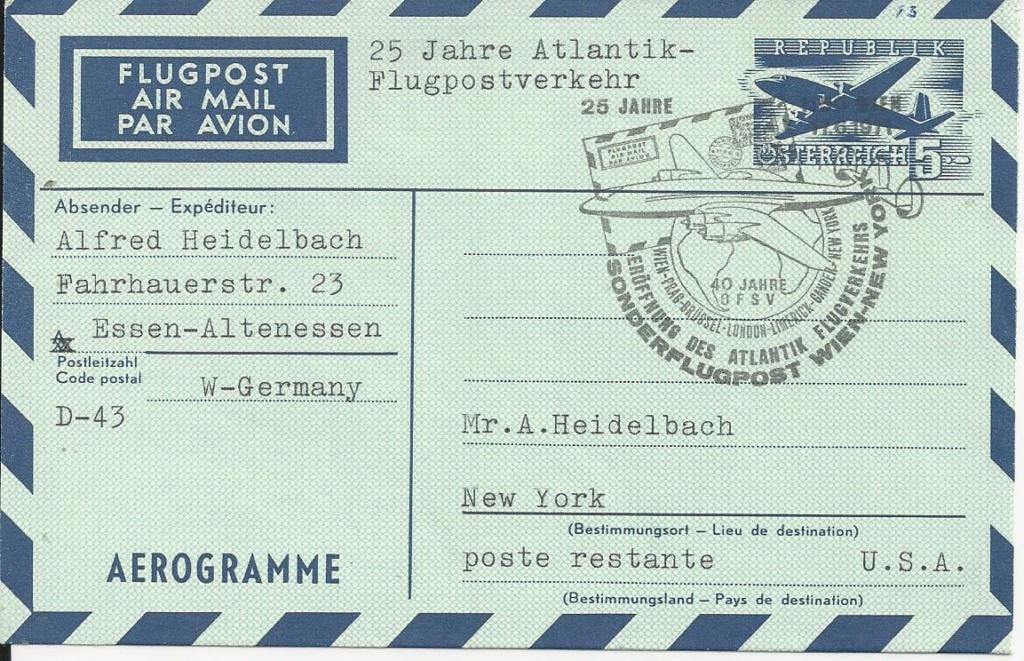 Flugpostfaltbriefe (Aerogramme) Bild_411