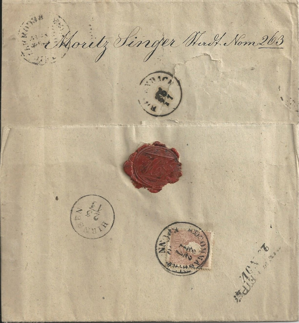 Briefe oder Karten von/an berühmte oder bekannte Personen - Seite 2 Bild_415