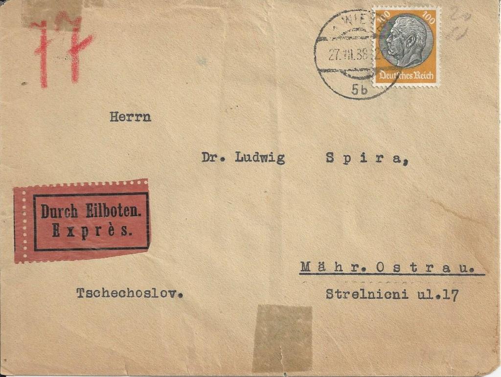 Österreich im III. Reich (Ostmark) Belege - Seite 15 Bild_438