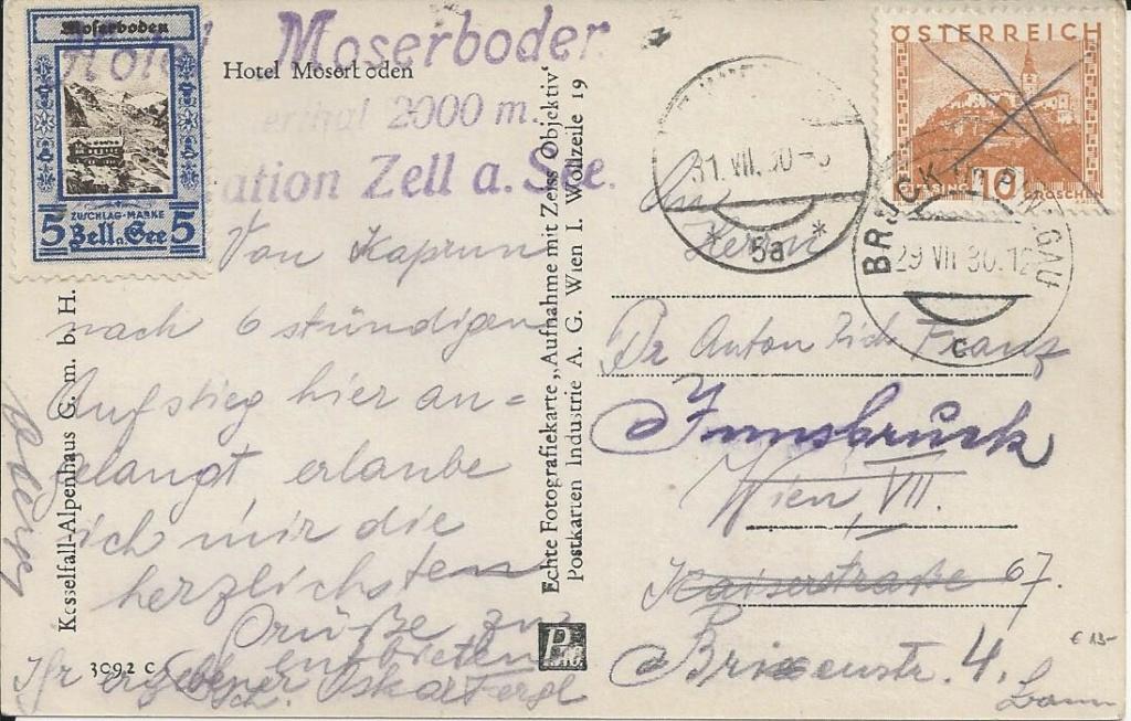 Österreich 1925 - 1938 - Seite 12 Bild_441