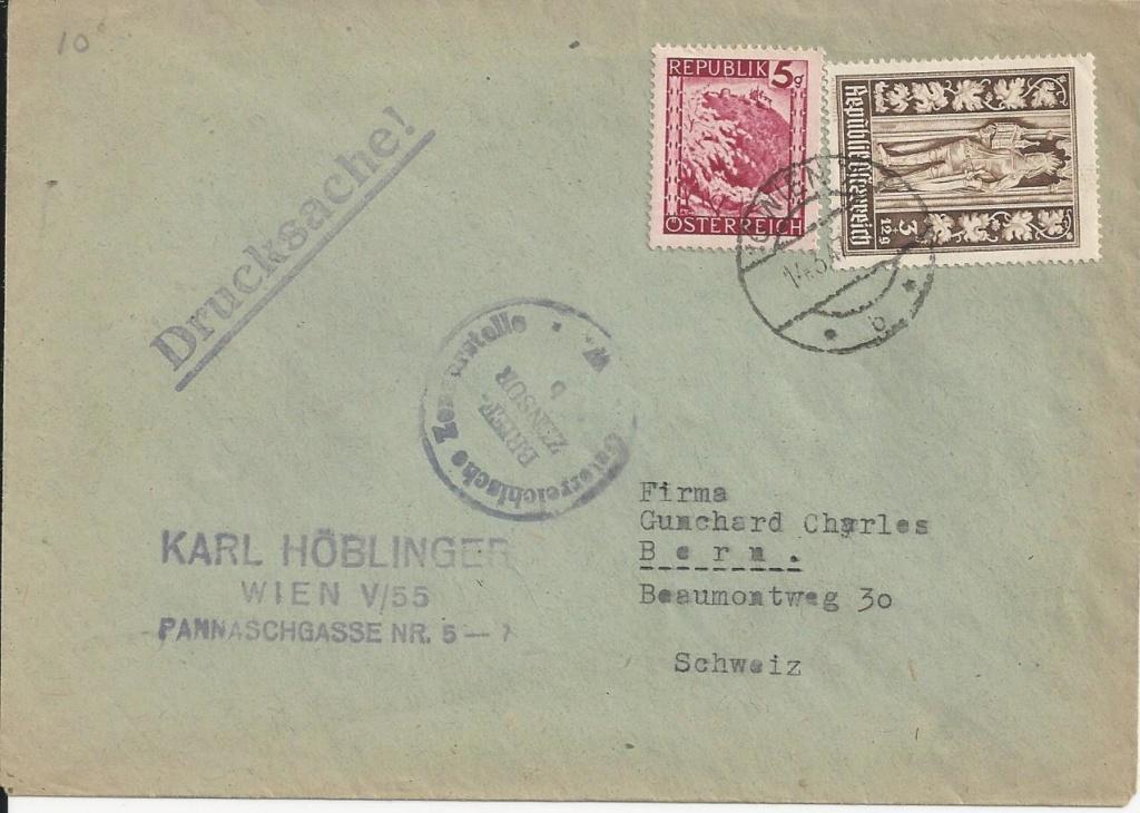 Sammlung Bedarfsbriefe Österreich ab 1945 - Seite 13 Bild_451
