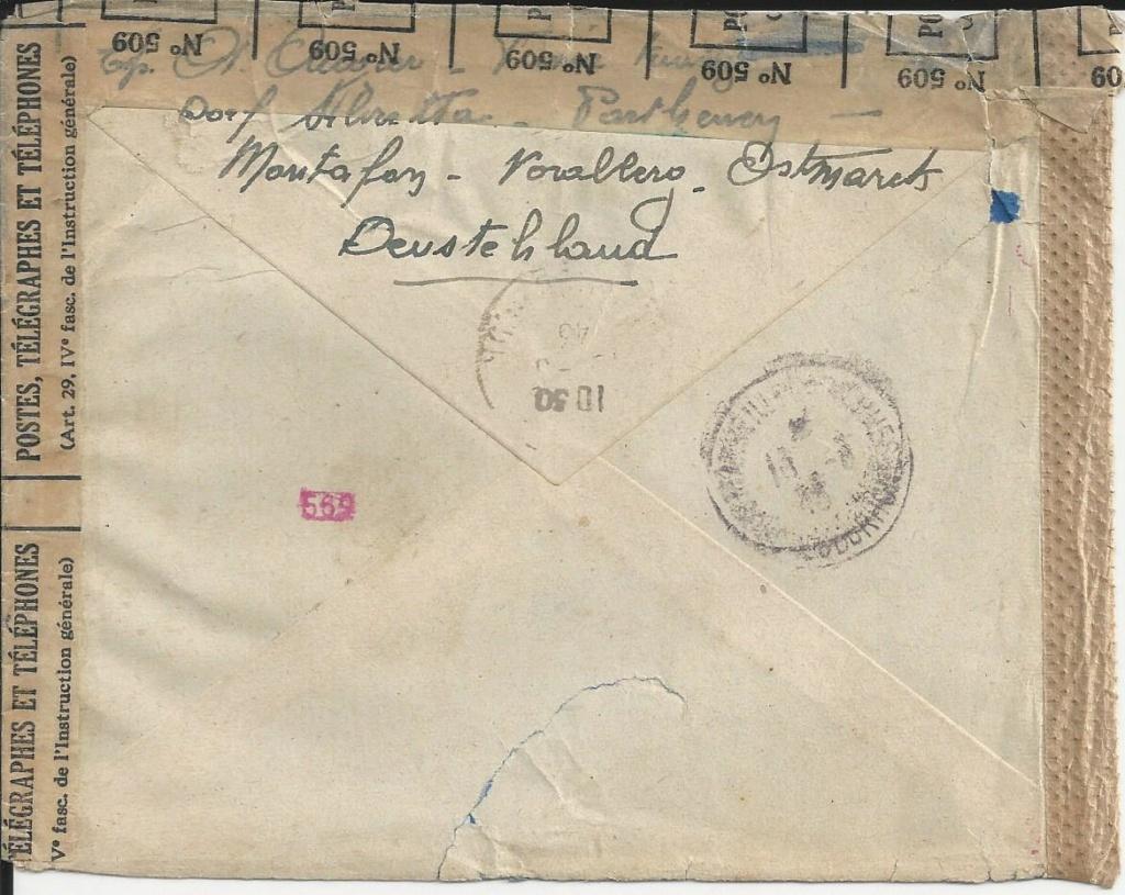 Österreich im III. Reich (Ostmark) Belege - Seite 19 Bild_467